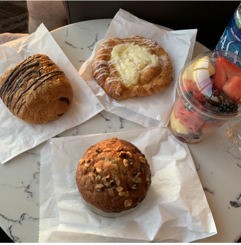 バリーズラスベガスの魅力④:朝食クーポンがもらえる