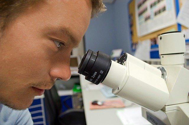 肌断食中はマイクロスコープで肌を見ると安心できる