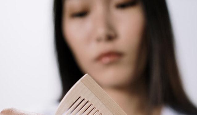 haruシャンプーの抜け毛についての口コミ:効果の実感無し